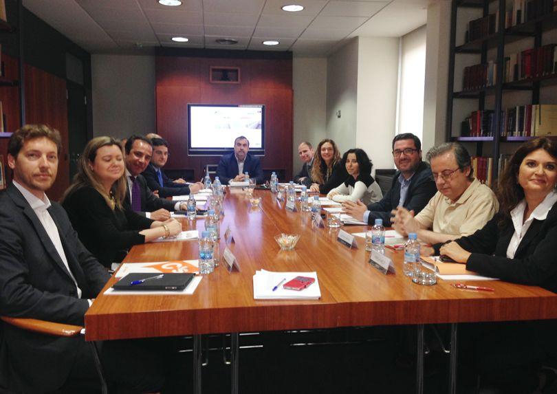Mesa Redonda sobre Transparencia en Valencia