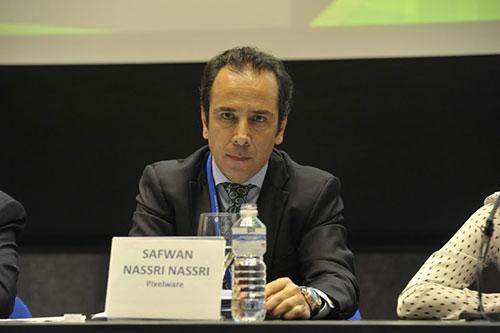 Safwan Nassri, Director General de Pixelware
