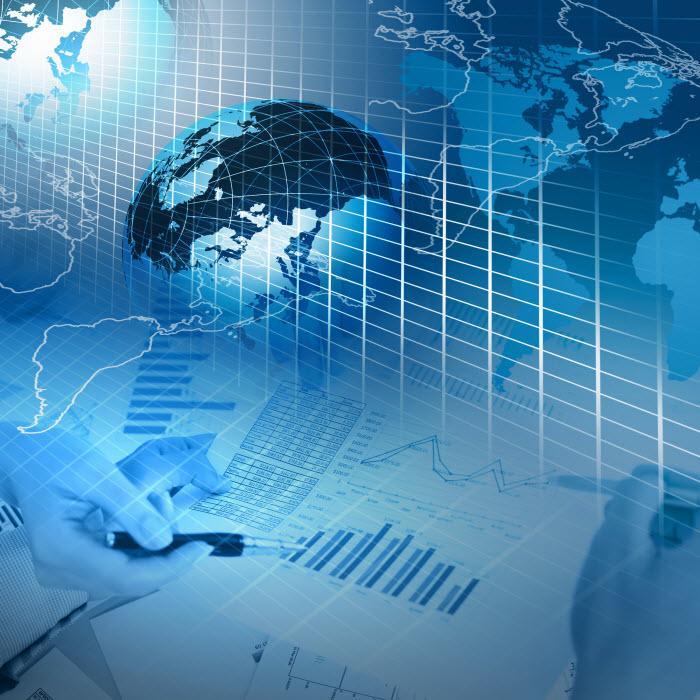 El Mundo azul y los negocios