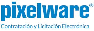 Logo PIXELWARE Contratacion Licitacion Electronica