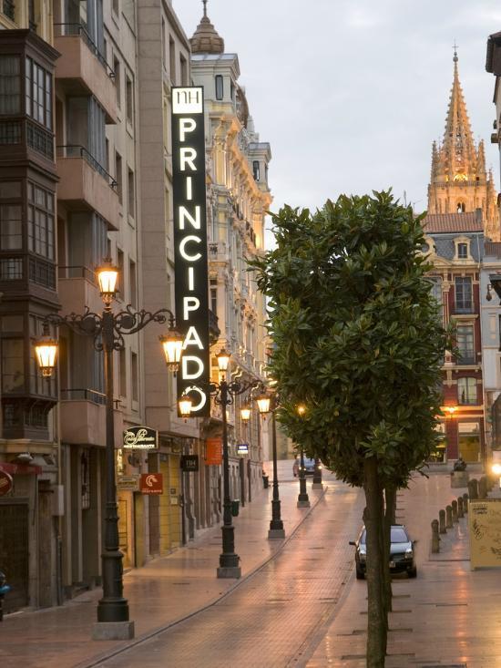 hotel nh principado - oviedo, asturias