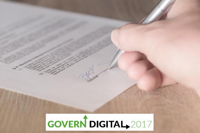 La obligatoriedad de la contratación pública electrónica en el II CONGRÉS DE GOVERN DIGITAL