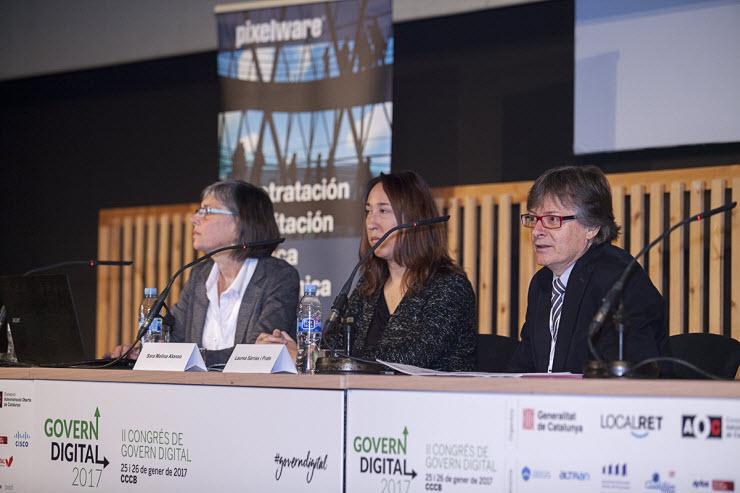 La Generalitat de Catalunya expone su política de Contratación Pública Electrónica