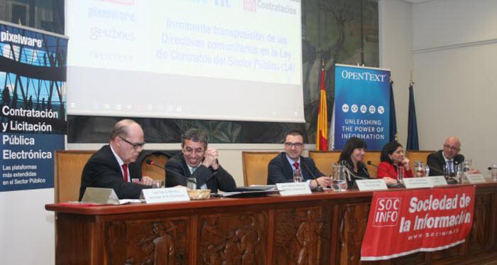 SOCINFO 2017 Mesa de ponentes