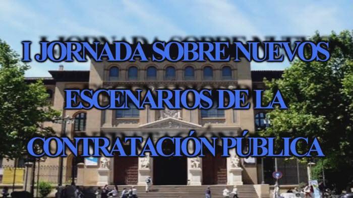 """Resumen y ponencias de la I jornada """"los nuevos escenarios de la contratación pública"""""""