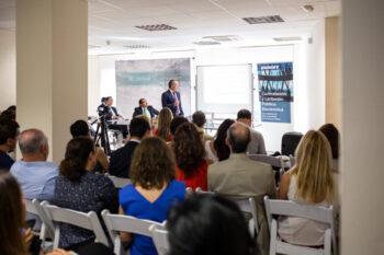 Pedro Rubio Escobar la Jornada Técnica sobre la nueva Ley Contratos Sector Público