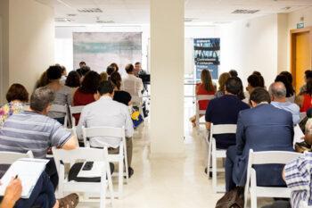 Luis Enrique Flores Domínguez- la Jornada Técnica sobre la nueva Ley Contratos Sector Público
