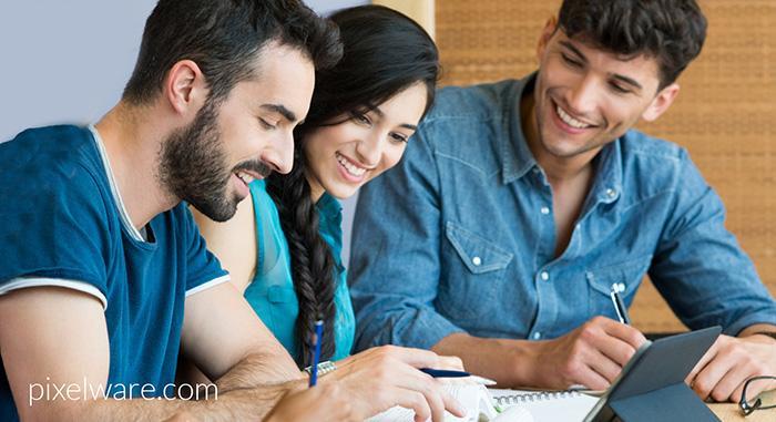 """PIXELWARE crea el programa """"Talent Varsity"""" para jóvenes talentos"""