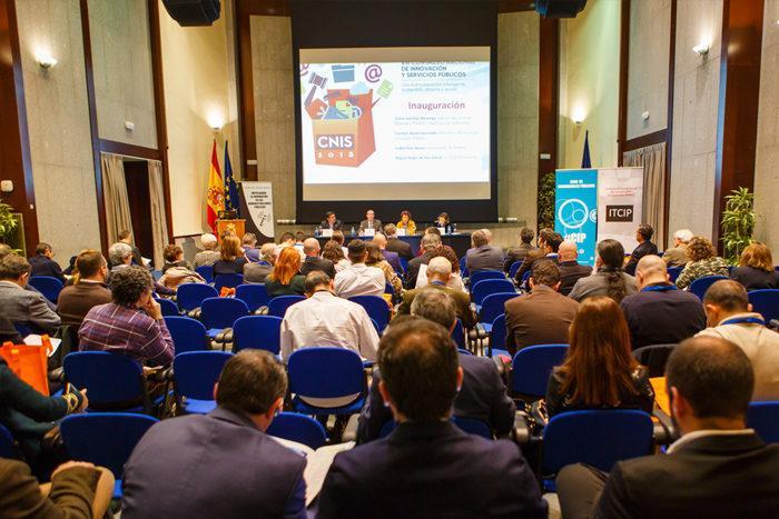 CNIS 2018: Resumen de Contratación Electrónica en la Administración Pública