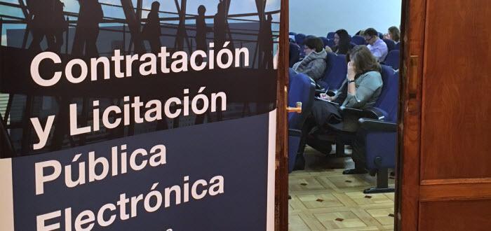 Jornada Extraordinaria – Contratación Pública Electrónica – Entra en vigor la nueva ley