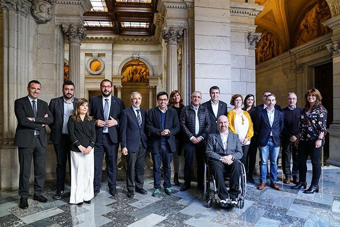 Barcelona y otras seis ciudades adjudican conjuntamente su plataforma de Licitación Electrónica a PIXELWARE